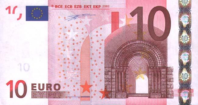 ����. ������ ��������� � 10 EUR, ����� (������� �������).