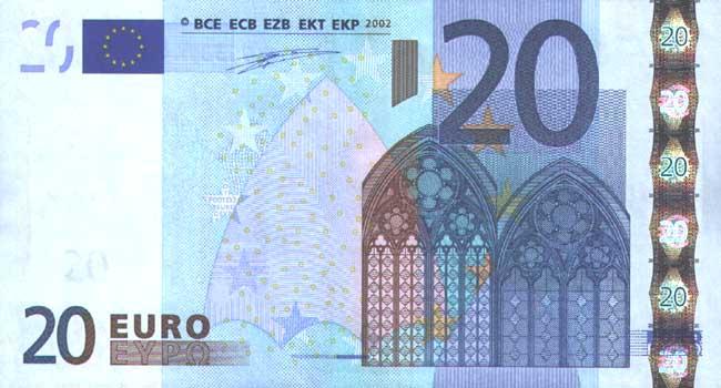 ����. ������ ��������� � 20 EUR, ����� (������� �������).