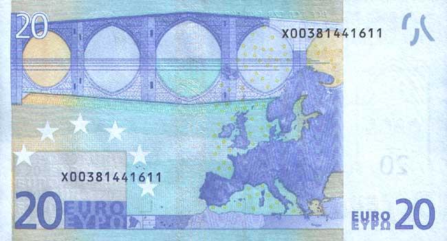 ����. ������ ��������� � 20 EUR, ������ (�������� �������).