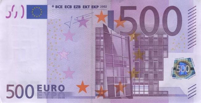 ����. ������ ��������� � 500 EUR, ����� (������� �������).