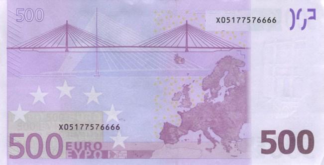 ����. ������ ��������� � 500 EUR, ������ (�������� �������).