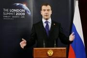 Медведев: выход из кризиса будет длинным