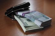 Рубль и валюты делят вклады