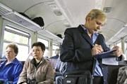 Проезд в электричках: платите по-старому!