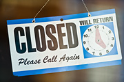 Америка продолжает закрывать банки
