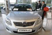 Toyota тормозит развитие в России