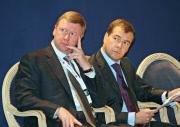 Медведев сомневается в Чубайсе