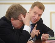 Резервный рубль: Шувалов vs Кудрин