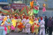 Китайский дракон против Дяди Сэма