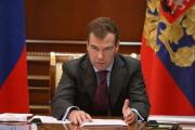 Медведев похвалил Путина