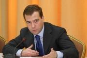 Медведев: продолжаем падать, но вырулим