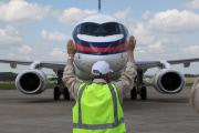 SSJ-100: вылет отложен