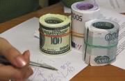Доллар в 2010 году может стоить 43 рубля, в 2011 году - 48 рублей