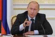 Путин: бюджет потеряет треть
