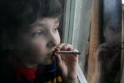 """""""Малыши"""" из регионов против запрета на курение"""