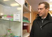 """Медведев """"даст по рукам"""" за лекарства"""