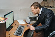 """Медведев и """"дятлы"""""""