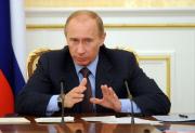 Путин: станок включать не будем