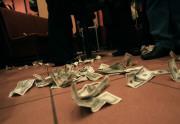 Доллар обвалился ниже 34 рублей