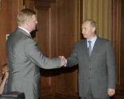 Путин поддержал Чубайса