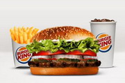 Burger King vs McDonald's. Поле битвы - Россия