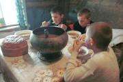Босоногая, больная и голодная Россия
