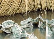 Доллар сдает позиции рублю