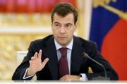 """Медведев сказал """"нет"""" дефолту и деноминации"""