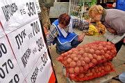 Власти Москвы ударят картошкой по ценам