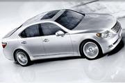 Lexus для борьбы с пожарами