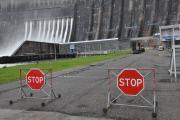 Выемки на ГЭС