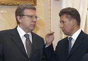Газпром дал отпор Минфину