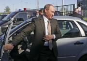 Путин поднимает ВАЗ