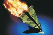 Доллар спикировал