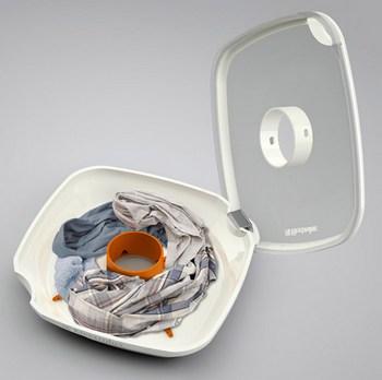 Dismount Washer: концепт настенной стиральной машины Electrolux.
