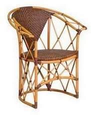 Мебель для загородного дома (часть 10-я): Стулья: из века в век... плетеные...