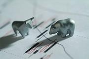 Рынок акций: опять в аутсайдерах