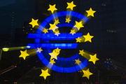 Евро корректируется вверх