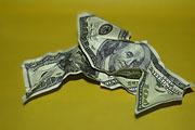 Доллар на многомесячном минимуме