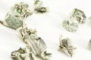 Доллар теряет в весе