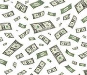 В ожидании дождя из долларов