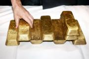 Золото опять в лидерах