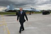 Путин на рулежке