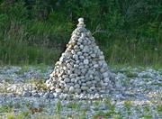 """Собрать осколки """"пирамиды"""""""