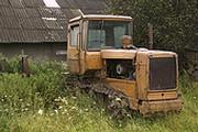 Тракторы просятся в утиль