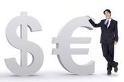 Доллар рухнул, евро взлетел