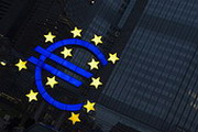Евро устремился вниз