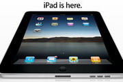 iPad. Пока только в США