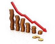 Доллар пошел на снижение