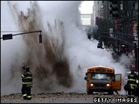 Над Нью-Йорком нависла угроза отравления асбестовой пылью